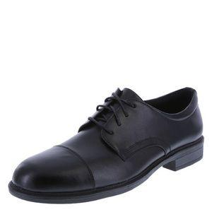 Dexter | Comfort Archer Cap Black Tie Shoe Sz 10.5